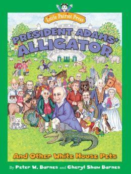 President Adams' Alligator
