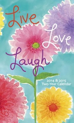 2014 Live Love Laugh 2YR Planner