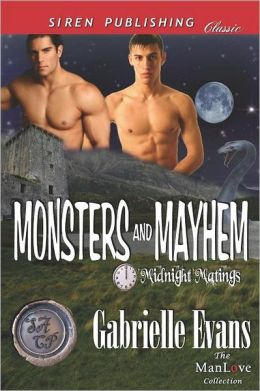 Monsters and Mayhem [Midnight Matings] (Siren Publishing Classic Manlove)