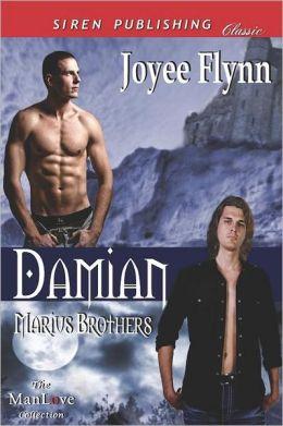 Damian [Marius Brothers 5] (Siren Publishing Classic Manlove)