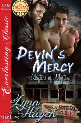 Devin's Mercy [Shifters of Mystery 4] (Siren Publishing Everlasting Classic ManLove)