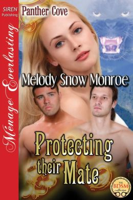Protecting Their Mate [Panther Cove 1] (Siren Publishing Menage Everlasting)