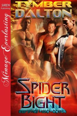 Spider Bight [Deep Space Mission Corps 3] (Siren Publishing Menage Everlasting)