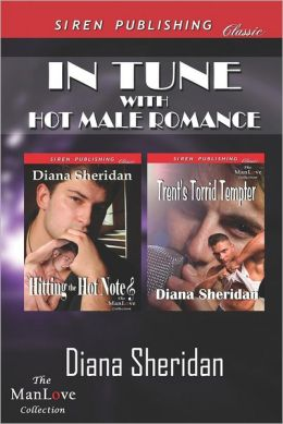 In Tune with Hot Male Romance [Hitting the Hot Notes: Trent's Torrid Tempter] (Siren Publishing Classic Manlove)