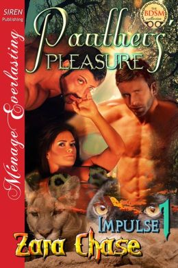 Panthers' Pleasure [Impulse 1] (Siren Publishing Menage Everlasting)