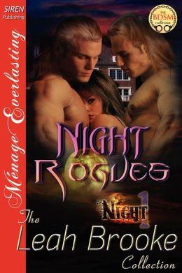 Night Rogues [Night 1] (Siren Publishing Menage Everlasting)