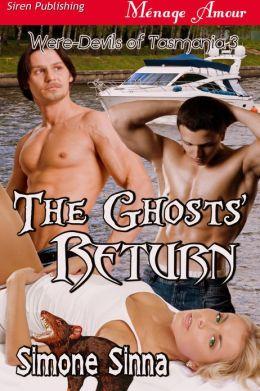 The Ghosts' Return [Were-Devils of Tasmania 3] (Siren Publishing Menage Amour)