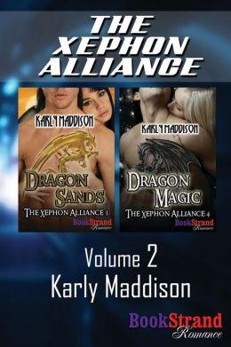 The Xephon Alliance, Volume 2 [Dragon Sands: Dragon Magic] (Bookstrand Publishing Romance)
