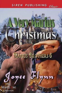 A Very Marius Christmas [Marius Brothers 6] (Siren Publishing Classic Manlove)