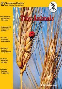 Tiny Animals, Book 7