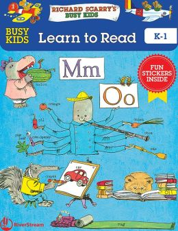 Busy Kids Learn to Read