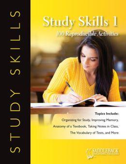 Study Skills Book 1