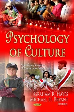 Psychology of Culture