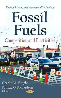 Fossil Fuels: Competition and Elasticities