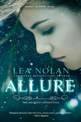 Allure (The Hoodoo Apprentice Series #2)