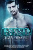 Book Cover Image. Title: Obsession, Author: Jennifer Armentrout