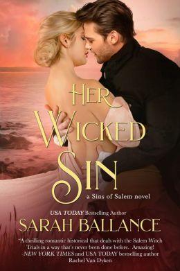 Her Wicked Sin (Entangled Scandalous)