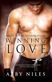 Book Cover Image. Title: Winning Love, Author: Abby Niles