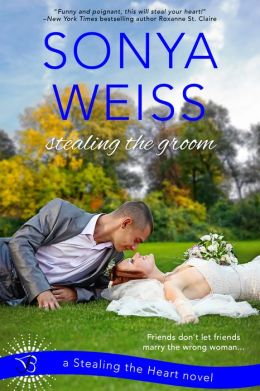 Stealing the Groom (Entangled Bliss)