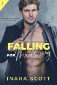 Book Cover Image. Title: Falling for Mr. Wrong:  A Bencher Family Book, Author: Inara Scott