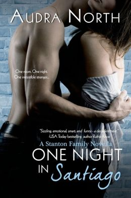 One Night in Santiago (Entangled Edge)