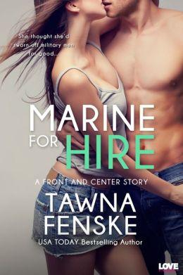 Marine for Hire (Entangled Lovestruck)