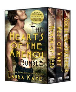 Hearts of the Anemoi Bundle (Entangled Select)