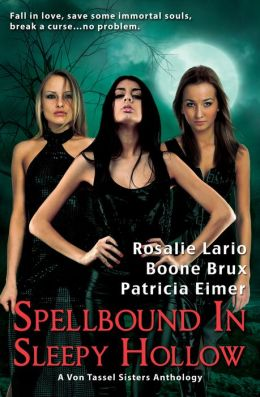 Spellbound in Sleepy Hollow (Entangled Edge)