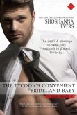 Book Cover Image. Title: The Tycoon's Convenient Bride... and Baby, Author: Shoshanna Evers
