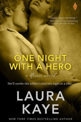 One Night with a Hero: A Heroes Novel
