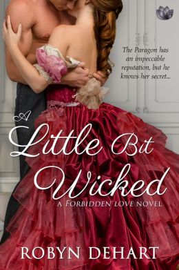 A Little Bit Wicked (Entangled Scandalous)