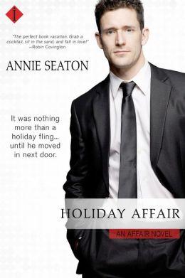 Holiday Affair (Entangled Indulgence)