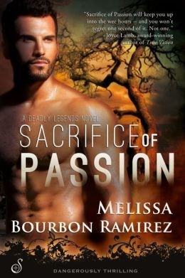 Sacrifice of Passion (Entangled Ignite)