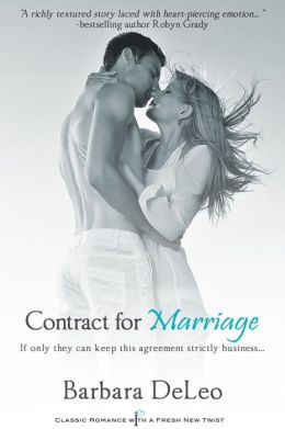 Contract for Marriage