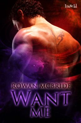 Book Review: Want Me by Rowan McBride