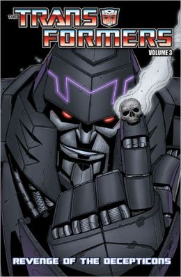 Transformers Volume 3: Revenge of the Decepticons