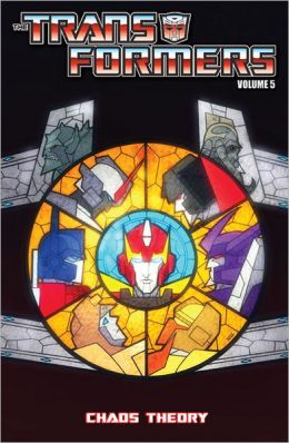 Transformers Volume 5: Chaos Theory