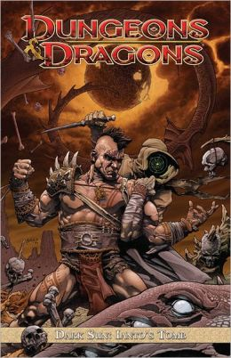 Dungeons & Dragons: Dark Sun Volume 1 - Ianto's Tomb