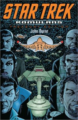 Star Trek: Romulans Treasury Edition