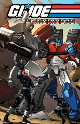 G.I. Joe/Transformers Crossover Volume 2