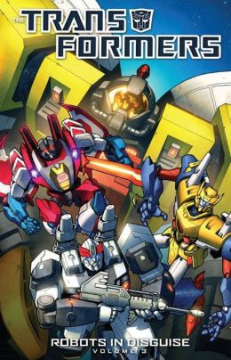 Transformers: Robots in Disguise Vol. 3
