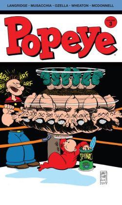 Popeye: Vol. 3