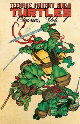 Teenage Mutant Ninja Turtles Classics, Vol. 1