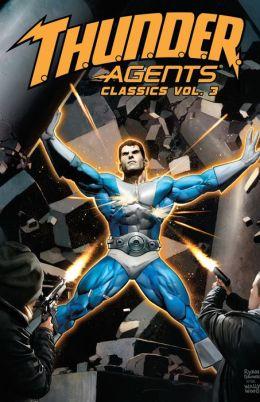 T.H.U.N.D.E.R. Agents Classics, Vol. 3
