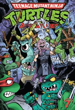 Teenage Mutant Ninja Turtles: Adventures Vol. 7