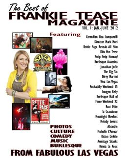The Best of Frankie Tease Magazine Vol. 1: Jan.-June 2012
