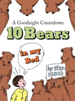 10 Bears in My Bed: A Goodnight Countdown