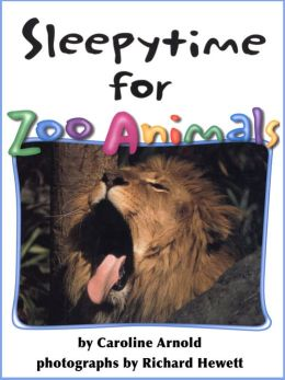 Sleepytime for Zoo Animals