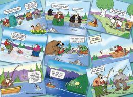 Tundra: Fishing Follies Puzzle