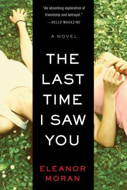 The cover of The Last TIme I Saw You